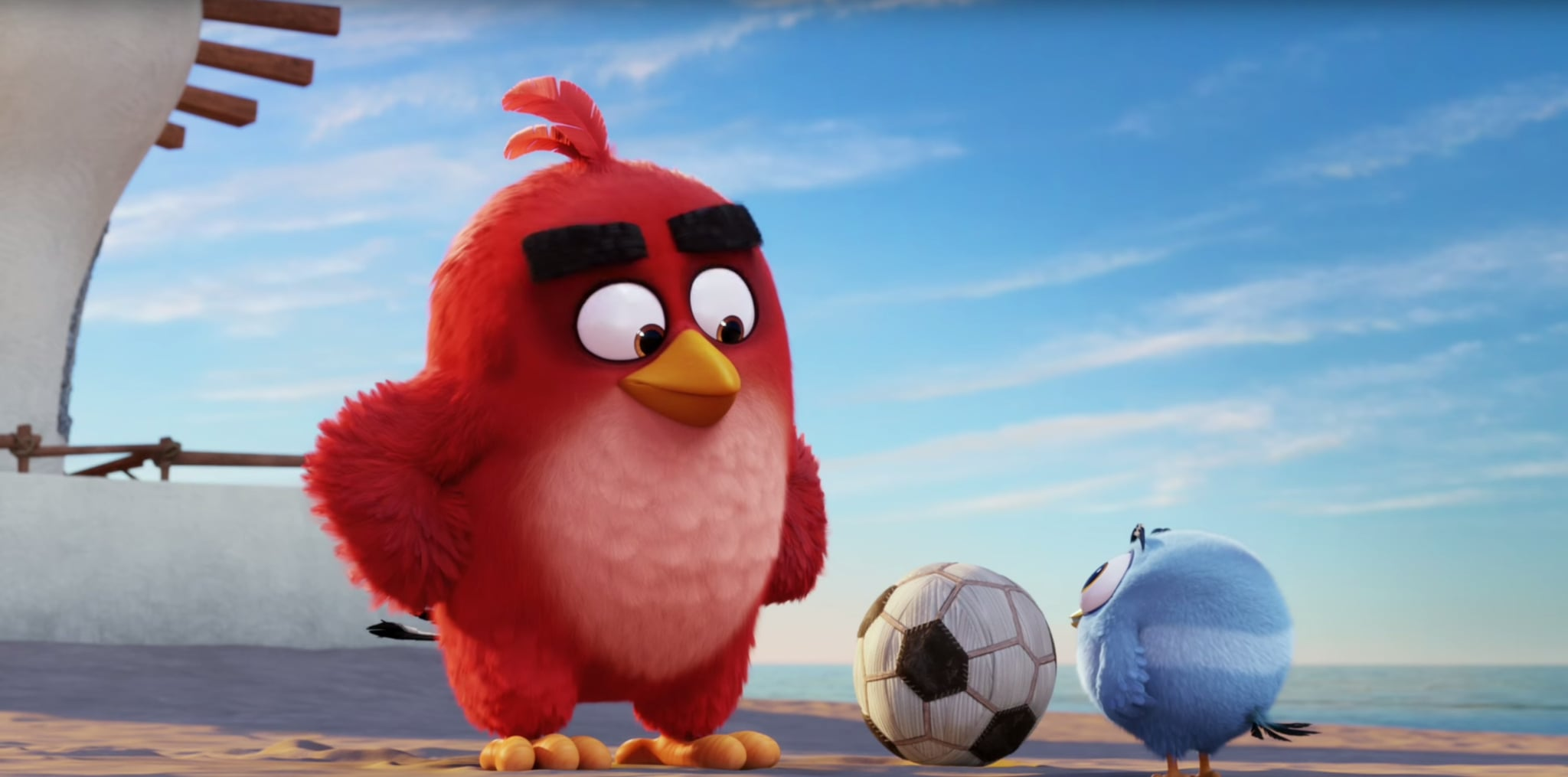 Reasons To Watch The Angry Birds Movie Popsugar Family