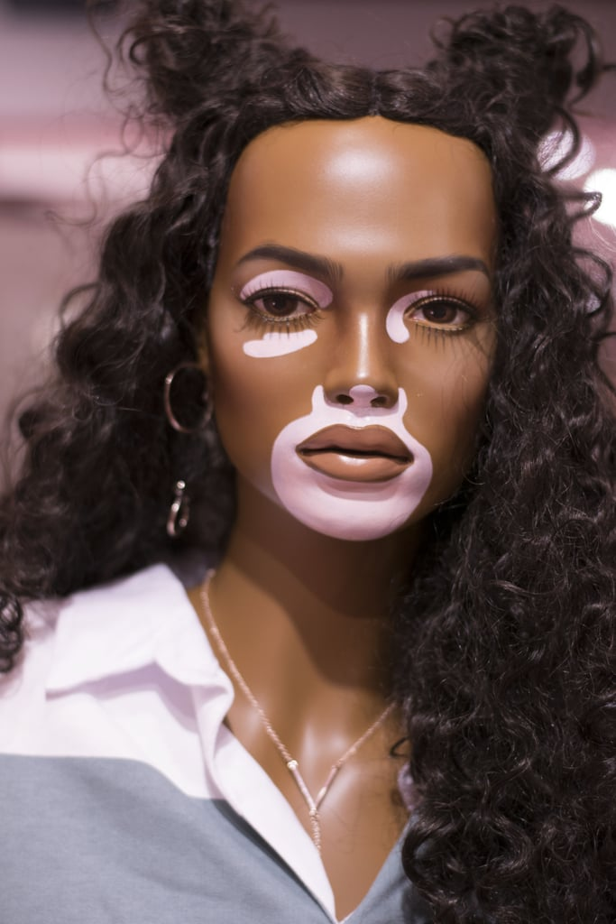 Missguided Mannequins With Stretch Marks