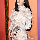 Kehlani at the 2019 Diamond Ball