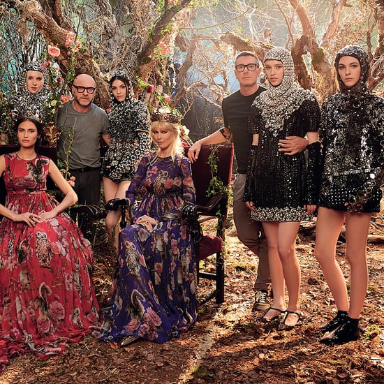 Dolce & Gabbana Interview Fantasy Dressing Porter Magazine