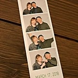 The Time They Had a Father-Daughter Trip and Documented It With Some Photo Booth Fun