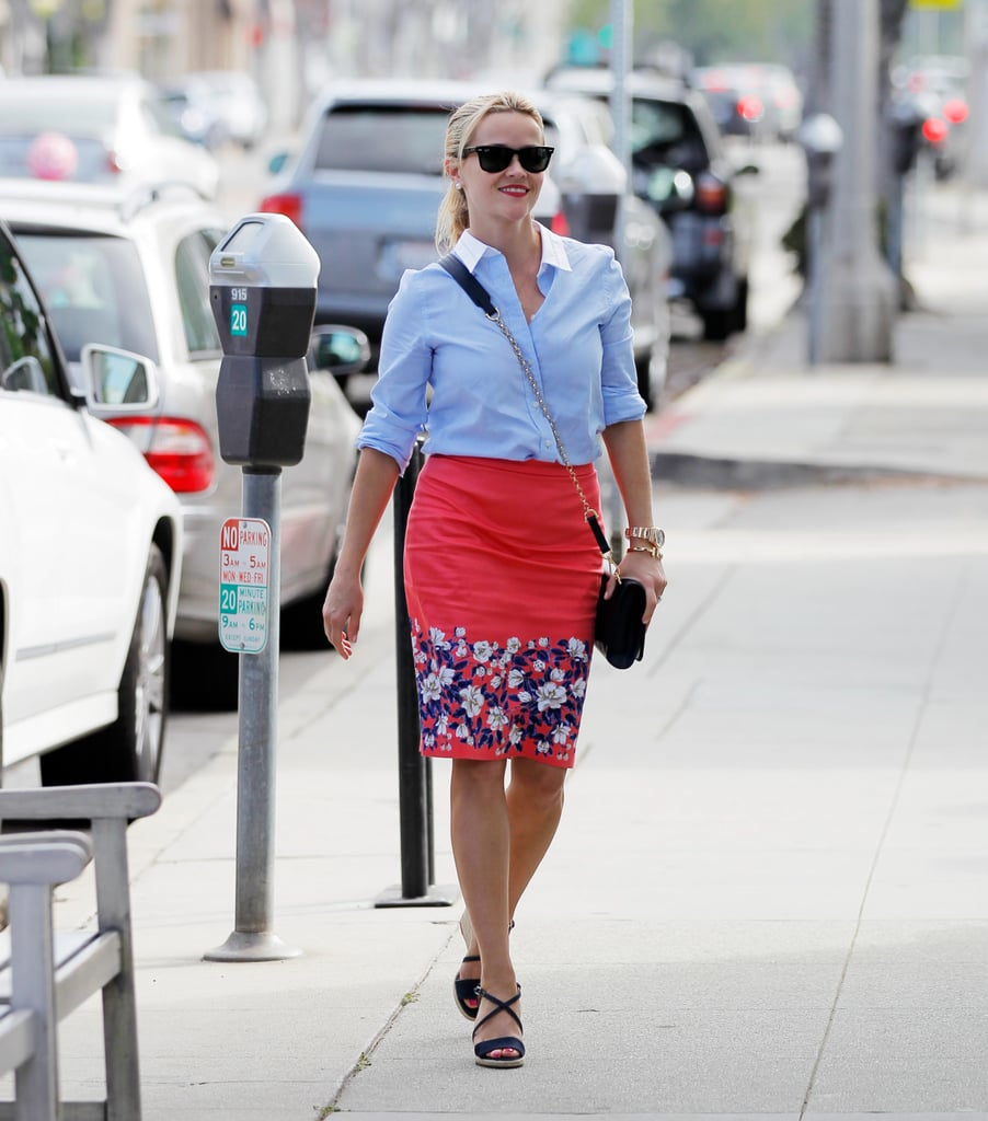 How to Dress Like Reese Witherspoon