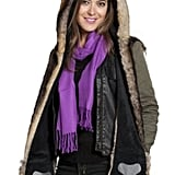 Faux Fur Fox Animal Hood