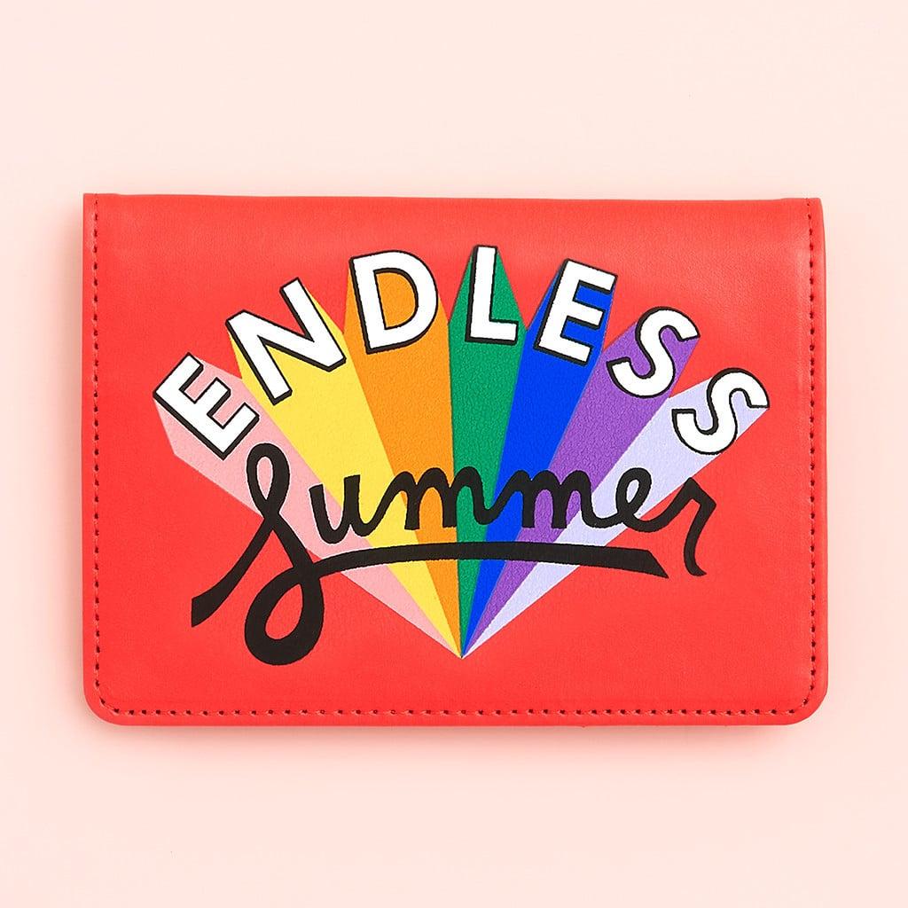 """ban.do Getaway Passport Holder -  """"Endless Summer"""" ($24)"""