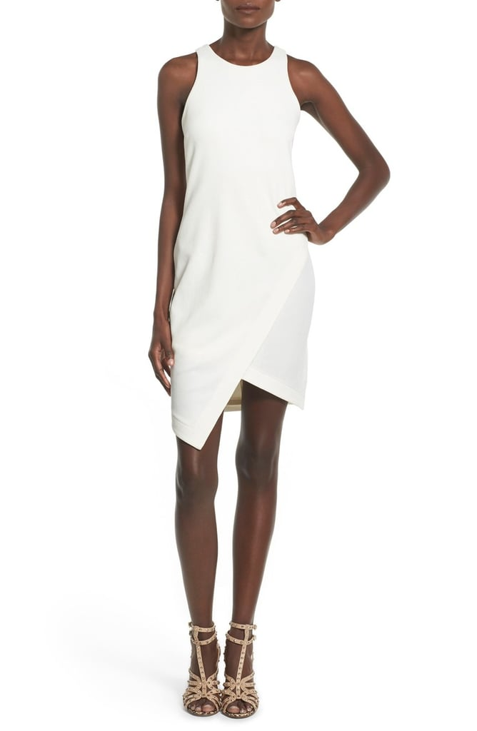 Leith Stretch Crepe Tank Dress ($68)