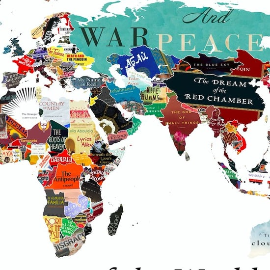 Favorite Books Broken Down by Country
