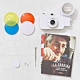 Lomography La Sardina 35-mm Film Camera and Flash DIY Set