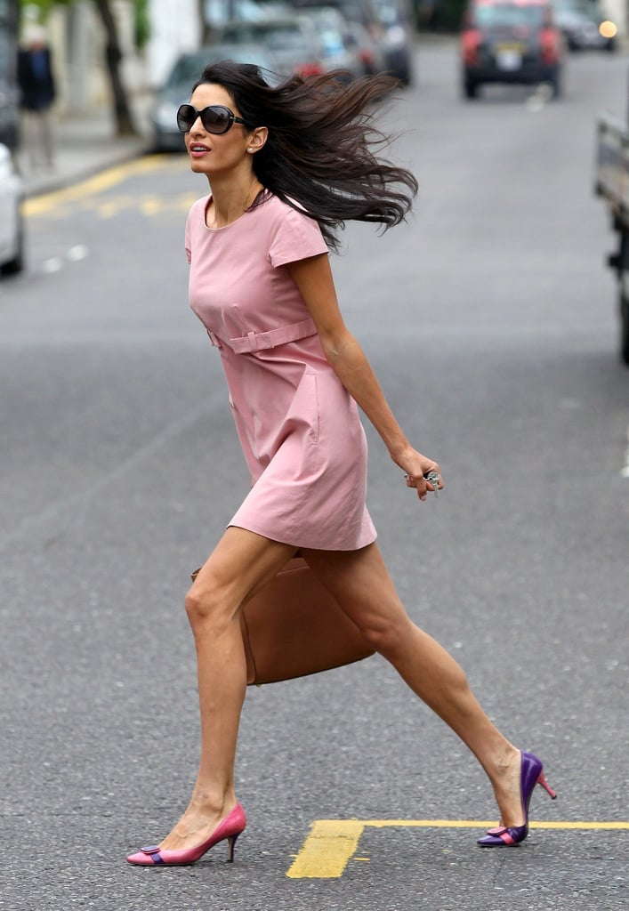 How to Dress Like Amal Clooney