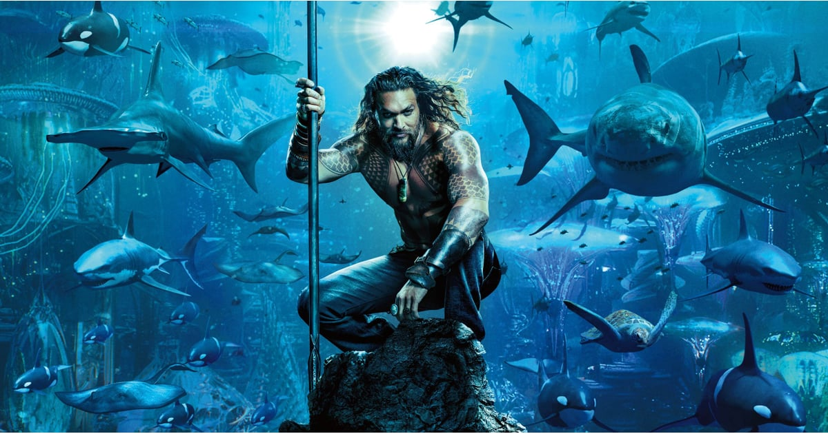 6 July 2018 Released Movie: Aquaman Movie Poster Memes July 2018