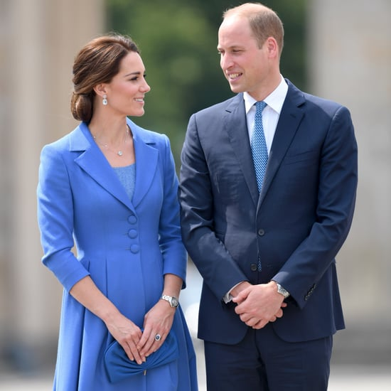 Best Pictures of Prince William and Kate Middleton 2017