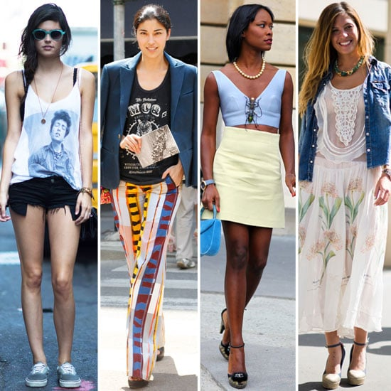 We Break Down Summer's Hottest Street-Style Trends