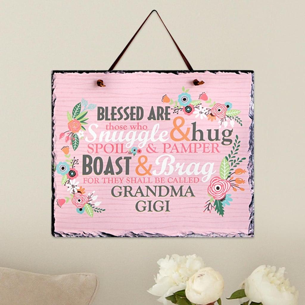 Mother 39 S Day Gift Ideas For Grandma Popsugar Moms