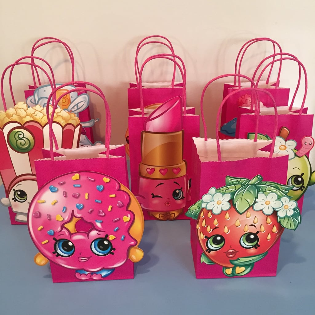 Shopkins party favor bags ($18 per $8). | Shopkins Birthday Party ...
