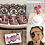 Birthday Parties: A Hip Pirate Party Thrown For a Designer Kid