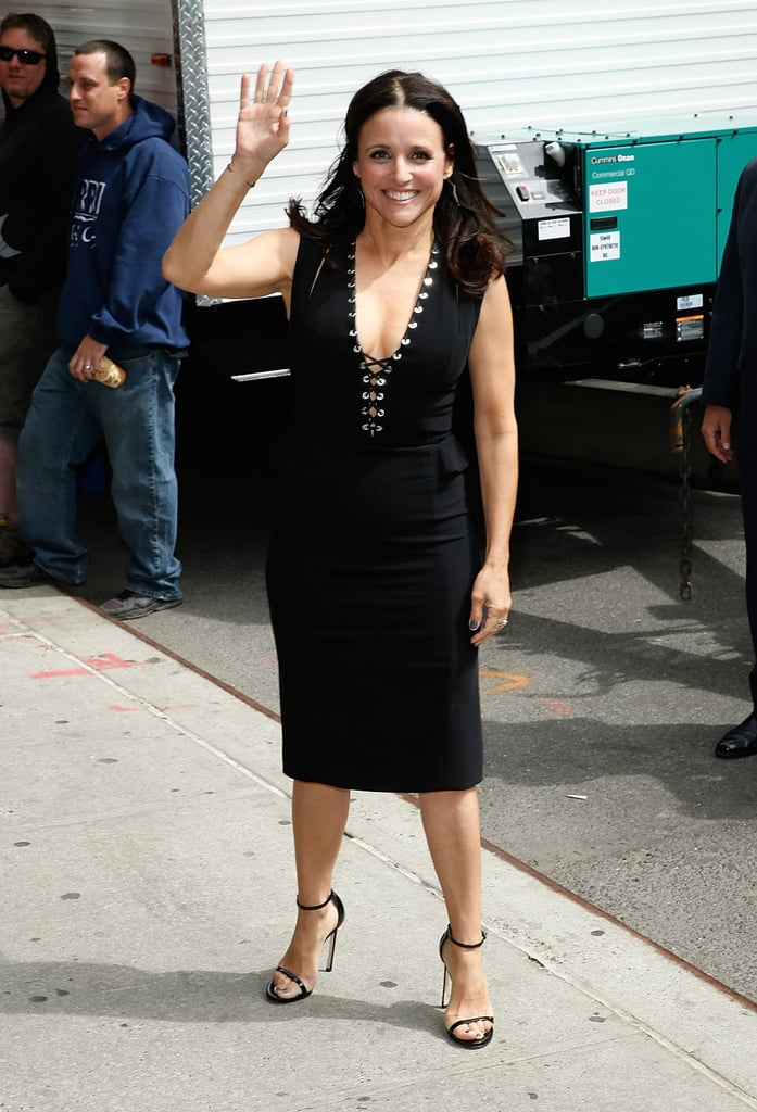 Celebrities at David Letterman's Final Show Pictures
