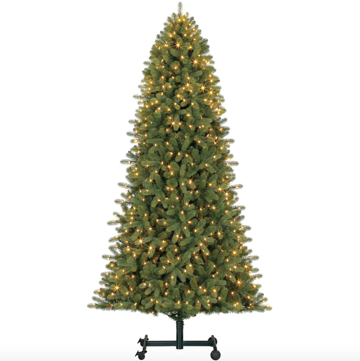 Christmas Tree That Puts Up Itself | POPSUGAR Home