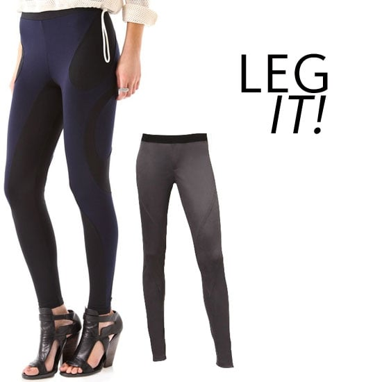 The Essential Winter Wardrobe: Top Ten Leggings