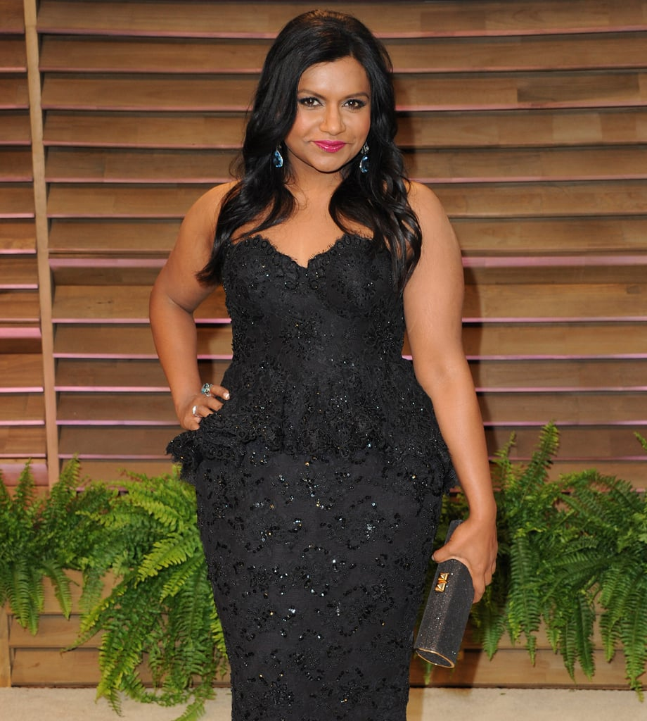 Mindy Kaling Diet and Exercise