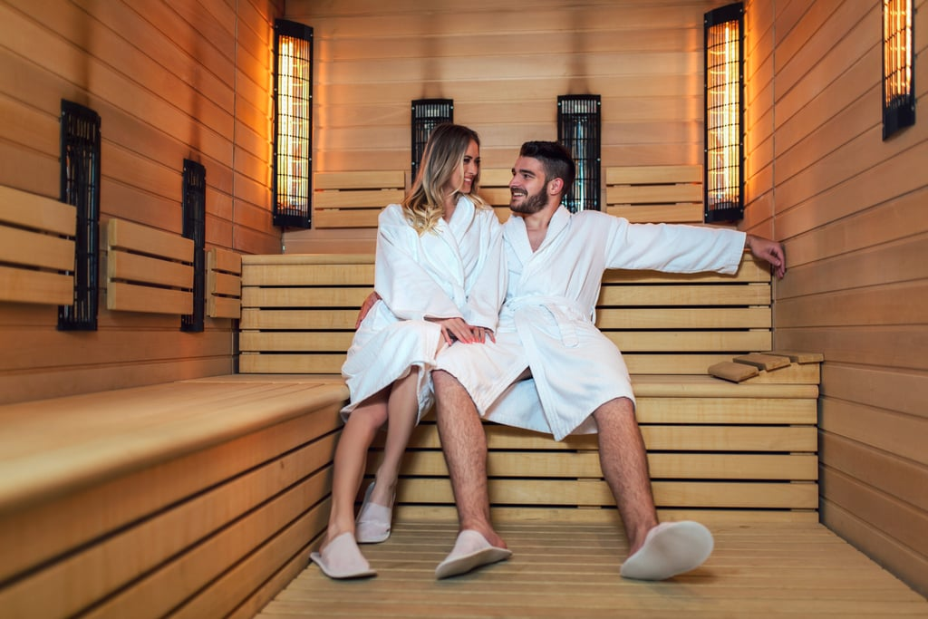 Couples That Sauna Together...