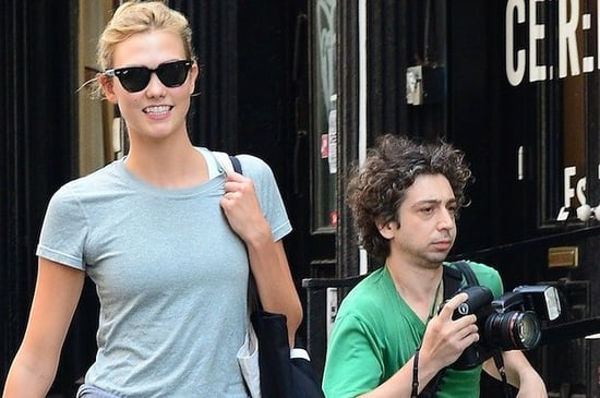 This Is One Minute In The Life Of Supermodel Karlie Kloss