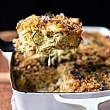 Healthier Chicken and Zucchini Noodle Casserole