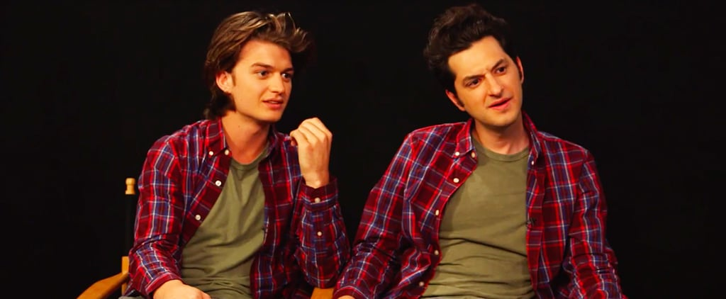 This Is Why Steve From Stranger Things and Jean-Ralphio From Parks and Rec Were Hanging Out