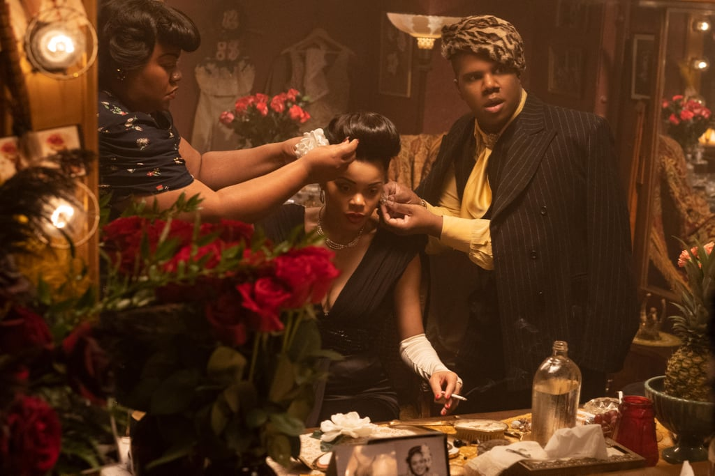 The United States vs. Billie Holiday Trailer and Pictures