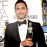 Marc Jacobs, 2011 Geoffrey Beene Lifetime Achievement Award