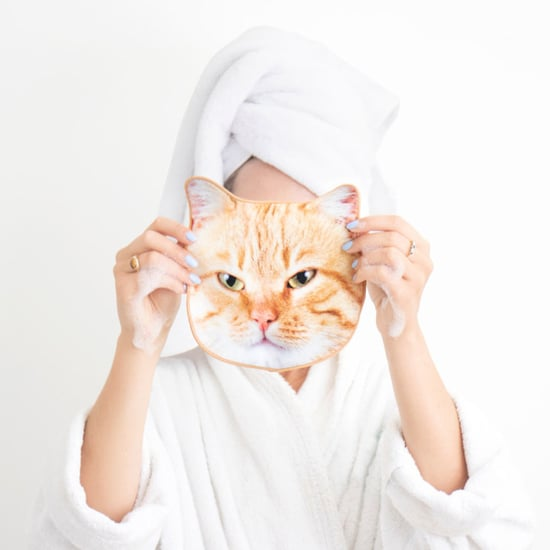 Cat Face Cloths