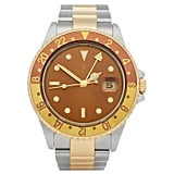 Rolex GMT-Master II Rootbeer Stainless Steel and Yellow Gold
