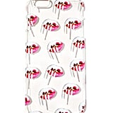 Pink Lips iPhone Case ($15)