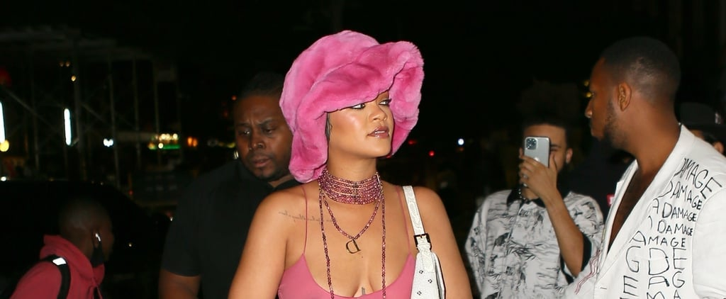 Rihanna Covered Up Her Matching Shark Tattoo With Drake