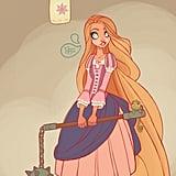 Rapunzel — Tangled