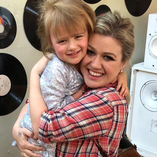 Kelly Clarkson's Daughter Plays Funny Zoom Prank on Teachers