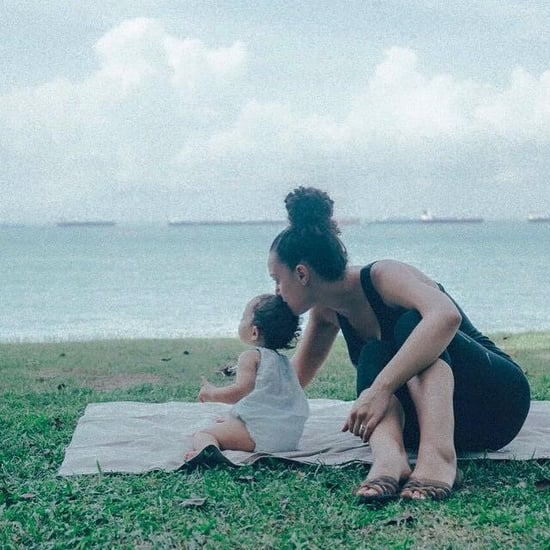 Stay-at-Home Mom's Post on Returning to Work