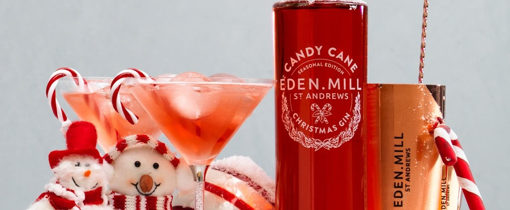 Christmas Candy Cane Gin