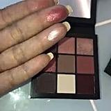 Huda Beauty Mini Obsessions Eye Shadow Palette