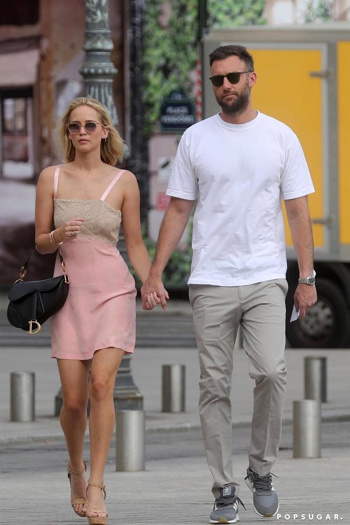 Jennifer Lawrence and Cooke Maroney | Engaged Celebrity ...