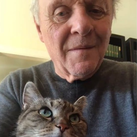 Watch Anthony Hopkins Play Piano For His Cat in Cute Video