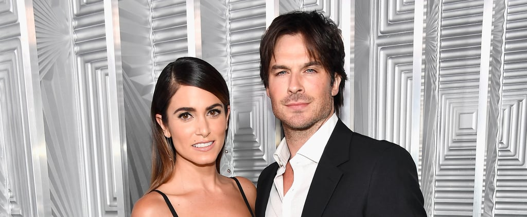Ian Somerhalder Carried Nikki's Breast Pump at the Globes Like the Freakin' Gentleman He Is
