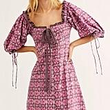 Waxed Ambrose Dress