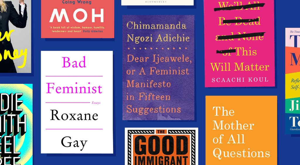 Inspiring Essay Collections About Feminism