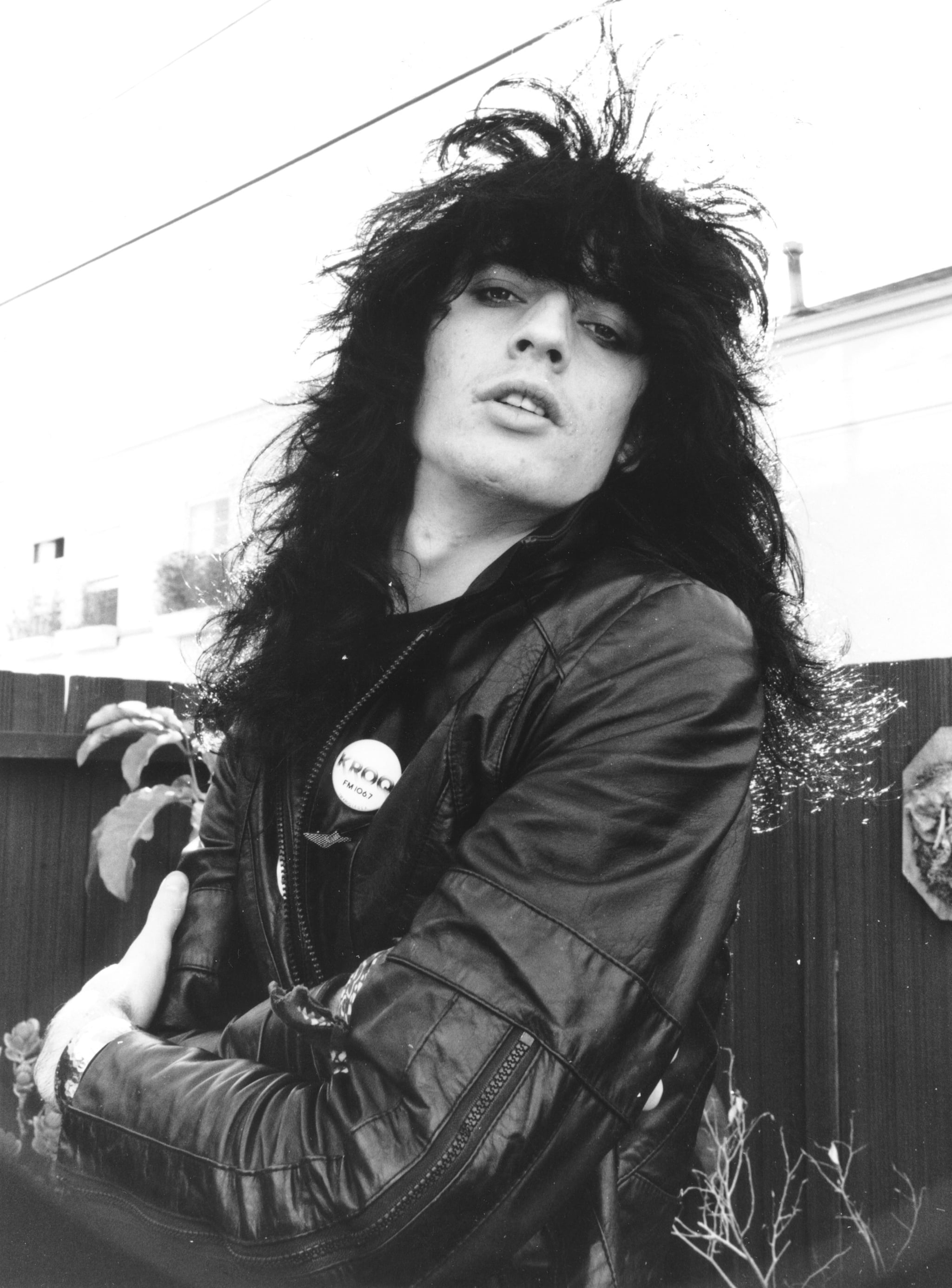Tommy Lee of Motley Crue, 1981 | Attention Groupies: Hair-Raising ...