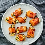 Bacon-Wrapped Asparagus With Cream Cheese