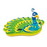 Intex Giant Inflatable Colorful Peacock Pool Float