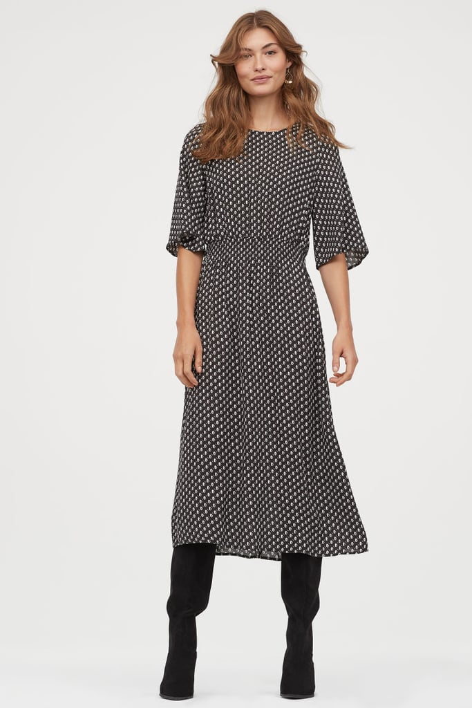 H&M Dress With Smocking