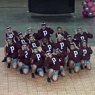 PAC Dance Team Perfect Score Routine Video