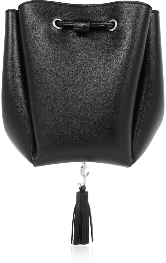 Saint Laurent Monogramme Bourse Mini Bucket Bag ($995)
