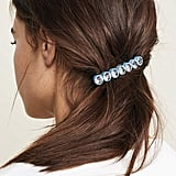 Marc Jacobs Women's Scalloped Crystal Barrette