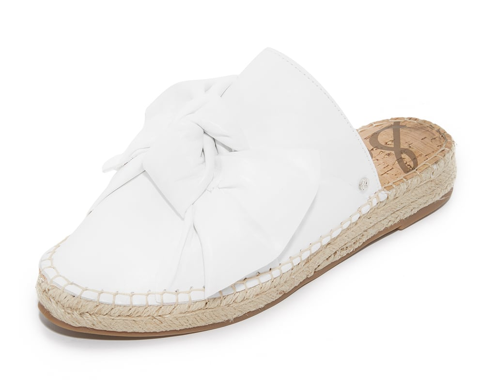 Espadrille Slides Popsugar Fashion